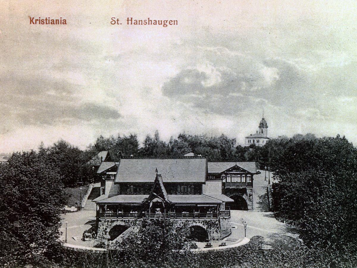 hasselbakken-og-st-hanshaugen-park