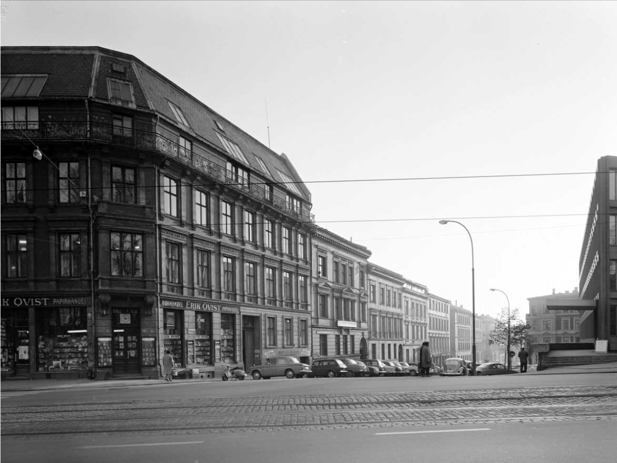 Hansteens-gate-2-drammensvein-henrik-ibsens-gate-den-amerikanske-ambasade–oslo-kristiania