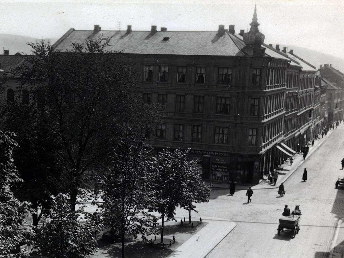 Olaf-Ryes-plass-3-og-markveien-kristiania