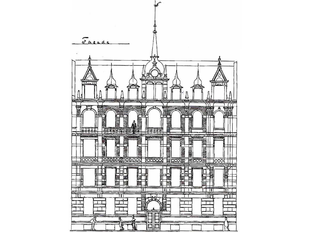 grev-wedels-plass-4-byggetegning-herman-major-backer